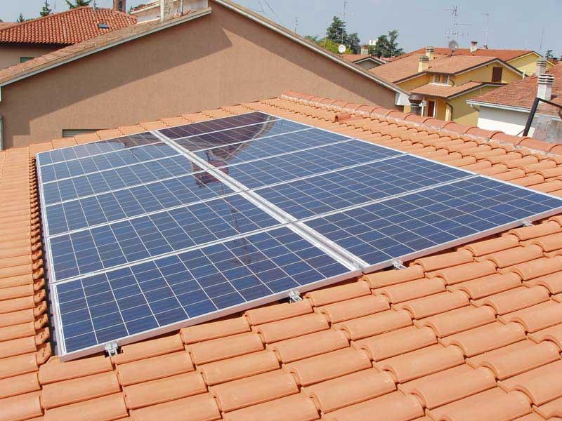 Risparmiare con un impianto fotovoltaico